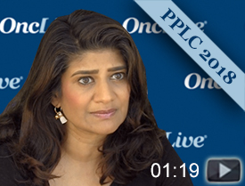 Dr. Smith Discusses Brentuximab Vedotin in CTCL