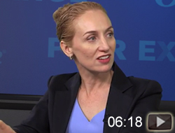 Disease Burden and First-Line Melanoma Treatment
