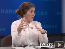 When to Add Bevacizumab for Recurrent Ovarian Cancer
