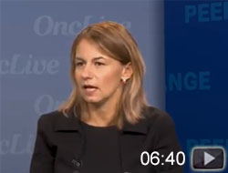 EGFR-Positive NSCLC: Treatment at Progression