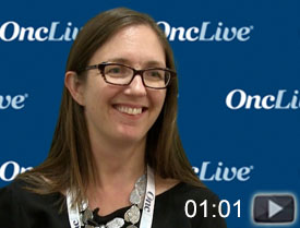 Dr. Palmer on Molecular Abnormalities in Myeloproliferative Diseases