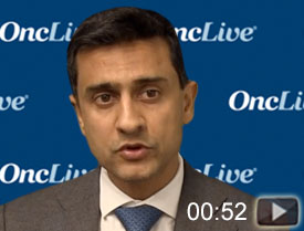 Dr. Pant on Immunotherapy Combos and Upcoming Developments in Pancreatic Cancer