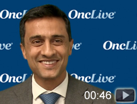 Dr. Pant on Exciting Data With PARP Inhibitors in Pancreatic Cancer