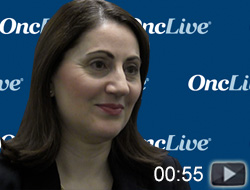 Dr. Papadimitrakopoulou on Role of Immunotherapy in Lung Cancer