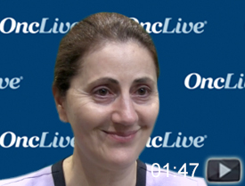 Dr. Papadimitrakopoulou on the Utility of Liquid Biopsies in NSCLC