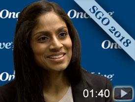 Dr. Parsons Discusses the Role of PARP 7 in Overall Survival of Patients With Ovarian Cancer