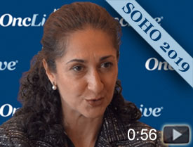 Dr. Kebriaei on Eligibility for Stem Cell Transplant in ALL