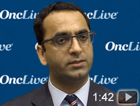 Dr. Kasi on the Use of Liquid Biopsies in CRC