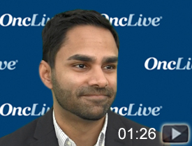Dr. Patel on Induction in Patients With Mantle Cell Lymphoma