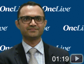 Dr. Patel on Sequencing Therapy in Rectal Cancer