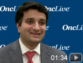 Dr. Patel on Novel Agents for Patients With NSCLC