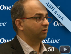 Dr. Patnaik on a Study Examining SL-401 in Patients With Myeloproliferative Neoplasms