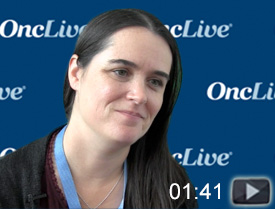 Dr. Patterson on Off-Target Effects With TKIs in Pediatric CML