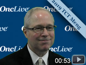 Dr. Shaughnessy Discusses Stem Cell Mobilization in Lymphomas