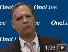 Dr. Marcom on Liquid Biopsies in Breast Cancer