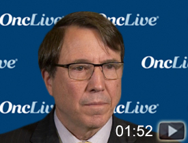 Dr. Pecora on JTCC Joining Georgetown Lombardi Cancer Consortium