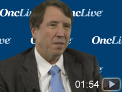 Dr. Pecora on Oncology Care Model Innovations