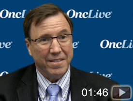 Dr. Pecora on the Role of Stem Cell Transplant in Patients With Multiple Myeloma