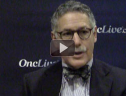 Dr. Pelman on Determining Treatments for Newly Diagnosed Prostate Cancer