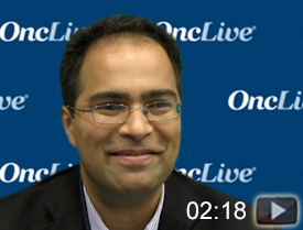 Dr. Pemmaraju on the Ongoing Trial of Tagraxofusp in Myelofibrosis
