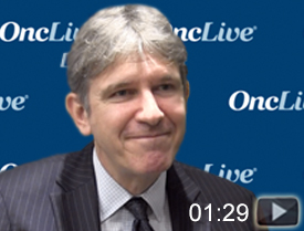 Dr. Perales on Ongoing Studies With CAR T Cells in DLBCL