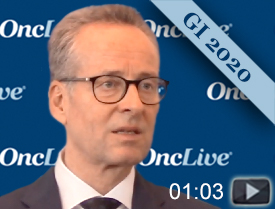 Dr. Galle on Patient-Reported Outcomes From the Phase III IMbrave150 Trial