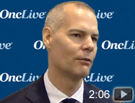 Dr. Martin on Intensive Therapy for Young Patients with MCL