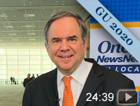 OncLive News Network On Location: GU 2020 Day 3