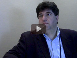 Emanuel Petricoin Describes Screening With Biomarkers