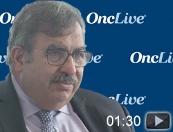 Dr. Philip on the Importance of Developing New Drugs for Pancreatic Cancer