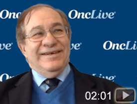Dr. Picozzi on Prognostic Value of Pathologic Response to Chemo in Pancreatic Cancer