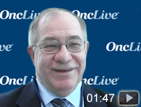 Dr. Picozzi on the Use of SM-88 in Pancreatic Cancer