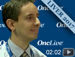 Dr. Pinato on Study of Immune-Tolerogenic Pathways in Primary and Metastatic HCC