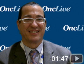 Dr. Pinilla-Ibarz on the Role of Chemotherapy in CLL