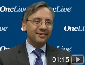Dr. Pishvaian on Precision Medicine in GI Cancer