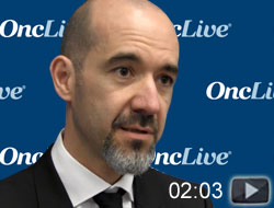 Dr. Planchard on Dabrafenib/Trametinib Combo in Advanced NSCLC