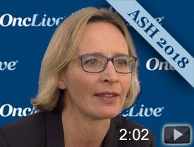 Dr. Poeschel on 6 Versus 4 Cycles of R-CHOP in Frontline DLBCL