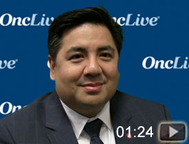 Dr. Posadas on the Use of Circulating Tumor Cells in mCRPC
