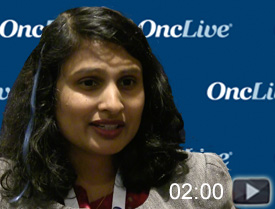 Dr. Pothuri on PARP Inhibitors for Ovarian Cancer