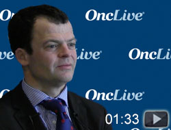 Dr. Powles on Bevacizumab Plus Atezolizumab in Kidney Cancer