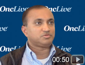 Dr. Putcha on the Use of Blood-Based Screening Assays in CRC
