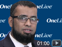 Dr. Mohammed Haseebuddin on PD-1 Expression in RCC
