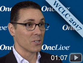 Dr. Doebele on Significant Findings of Entrectinib in Patients With ROS1+ NSCLC
