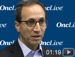 Dr. Ferris on Combining Immunotherapy and Radiation Therapy in Head and Neck Cancer
