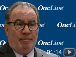 Dr. Figlin on the Plethora of Novel Agents in RCC