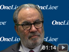 Dr. Figlin on Toxicity Profile of Immunotherapy/VEGF TKI Combinations in RCC