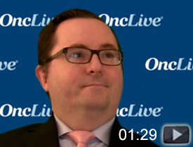 Dr. Kelly on the Outlook of ALK-Positive NSCLC