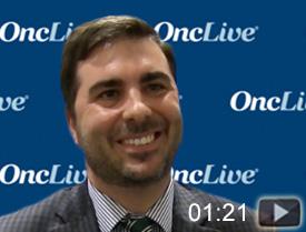 Dr. Joseph on the Combination of Atezolizumab and Bevacizumab in mRCC