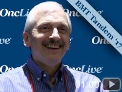 Robert Korngold on Advances in Bone Marrow Transplant