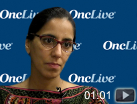 Dr. Salani Discusses Neoadjuvant Chemotherapy Versus Primary Debulking Surgery in Ovarian Cancer